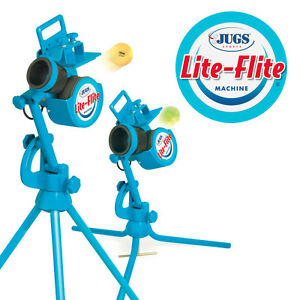 Jugs Lite Flite Pitching Machine For Baseball Softball