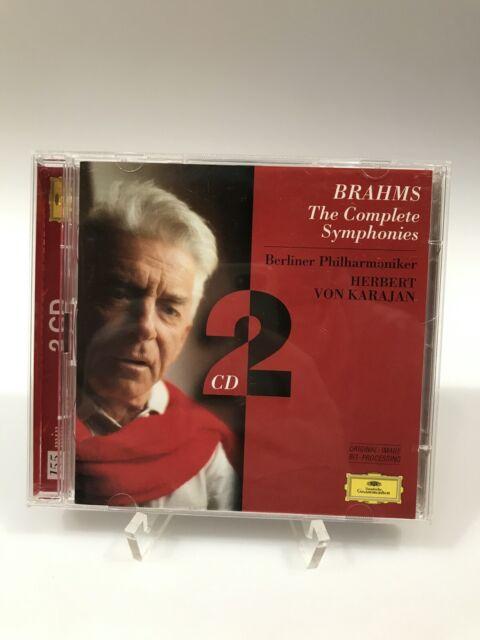 Sämtliche Sinfonien 1-4 (GA) von Herbert von Karajan,BP (1997)