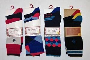 Original-Penguin-Men-039-s-Socks-Box-Set-3-Pack-Munsingwear