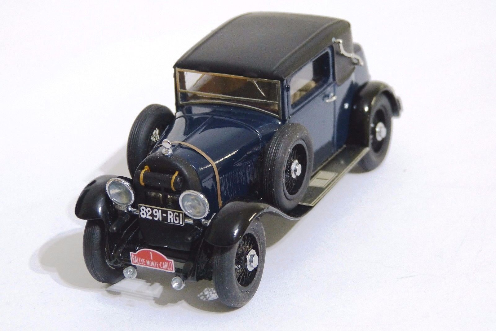 Set of Miniature Car CCC  Hotchkiss Am2 building Carlo 1933 reference 207