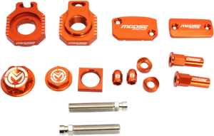1231-0919 Moose Racing Bling Pack for KTM 2017-18 150XCW 09-12 125SX 450SXF