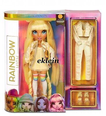 New Rainbow High Surprise Fashion Doll *SUNNY MADISON*