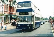 Preserved Lytham St Annes 77 1970 Leyland Atlantean Bus ATD281J unused postcard