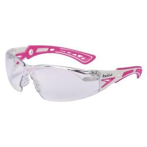 Bolle-Rush-Small-Safety-Glasses-with-Clear-Anti-Fog-Lens-Pink-White-Temples