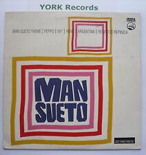 MAN SUETO - Man Sueto - Ex Con LP Record Irma Casada Di Primordine ICP 048