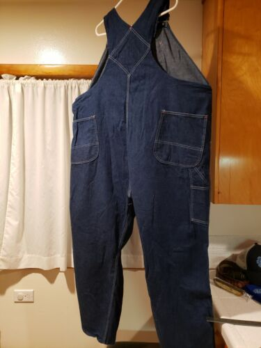 Vintage Penney's Pay Day overalls.