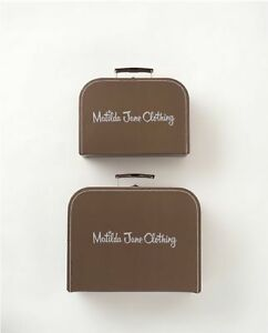 Matilda-Jane-Suitcase-Storage-Set-For-Doll-Clothes-Accessories-SET-Of-2-NEW