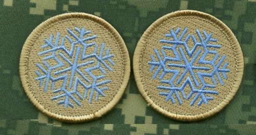 Christmas Snowflake KANDAHAR WHACKER© NATO ISAF CAMP BASTION SAS JTF2 KSK SSI