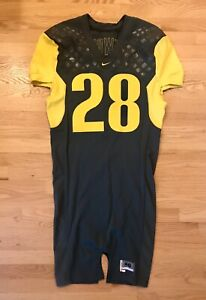 Details about Oregon Ducks Football Home Game Jersey Jonathan Stewart Owned Signed/inscribed