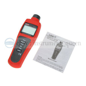 UNI-T UT372 UT371 Non-Contact Tachometers RPM Range USB Interface