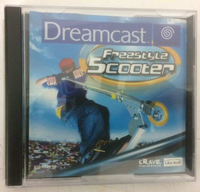 Freestyle Scooter Dreamcast