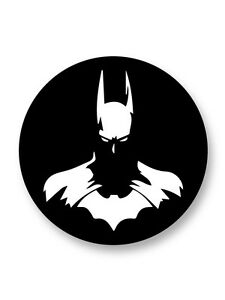 Porte clé Keychain Ø45mm Batman Dark Night DC Comics Super Heros Justice League