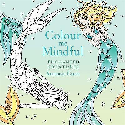 1 of 1 - Enchanted Creatures Colouring Book by Anastasia Catris (Paperback)