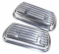 Aluminum Clip On Valve Covers Vw Sand Rail Vw Bug Vw Beetle Vw Dune Buggy Pair