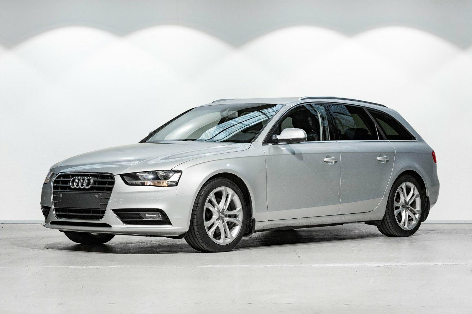 Audi A4 2,0 TDi 136 Avant 5d - 169.000 kr.