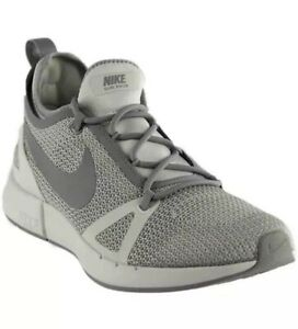 sports shoes e9c2a 111f4 NEW Mens Nike Duel Racer Running 918228 004 Size 11 Pale Grey / Dust ...