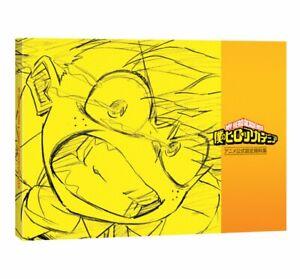 Boku-no-My-Hero-Academia-Anime-Official-TV-anime-Design-Art-book-Works