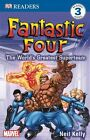 Fantastic Four: The World's Greatest Superteam by Neil Kelly (Paperback / softback)