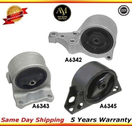Engine Motor Mounts Front Right Set Kit 2.4L For Nissan Altima