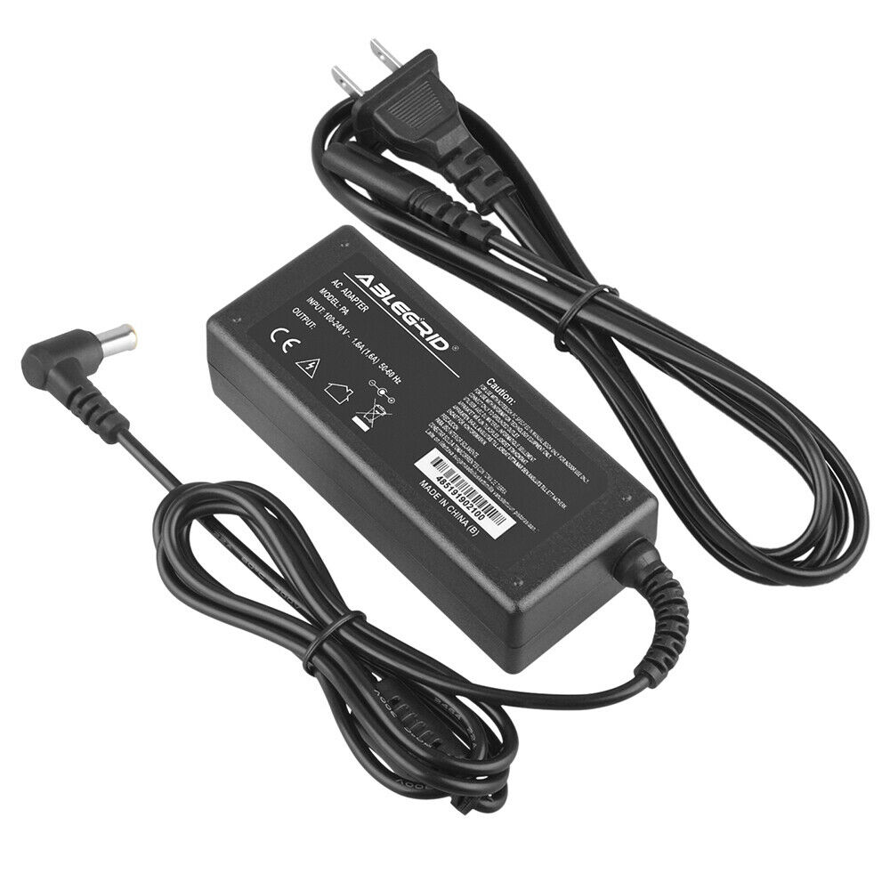 19V AC/DC Adapter For PH150G PH150G-GL LG Minibeam Nano LED Projector Power Cord