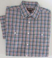 Michael By Michael Kors Short Sleeve Dress Shirt Size S M Xl