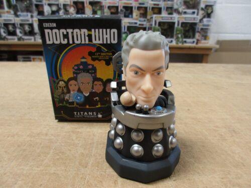 "TITANS DOCTOR WHO 3/"" VINYL FIGURE CHOOSE YOUR  DOCTOR WAVE 9 HEAVEN SENT"