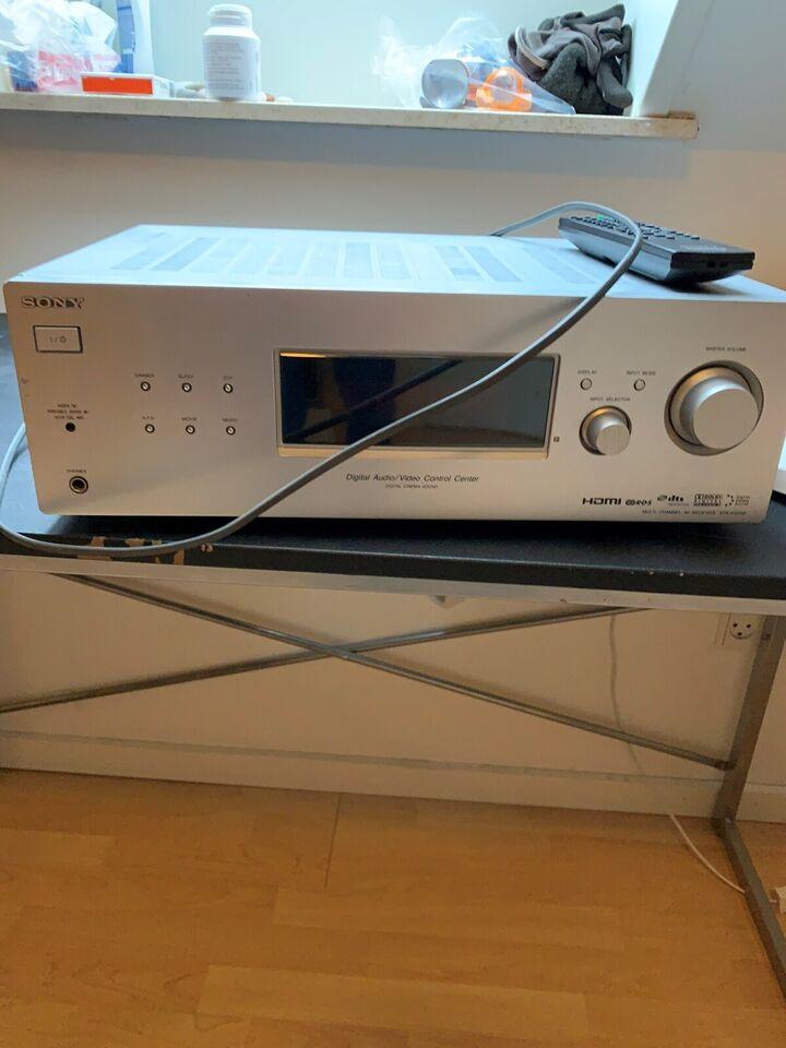 Forstærker, Sony, Str-kg700