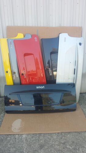 pannello portellone posteriore smart fortwo 450 451 dal 1999 NO CABRI0  FINITO