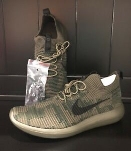 e556ad90336a Men s Nike Nikelab Roshe Two 2 Flyknit V2 String 918262 300 Shoes