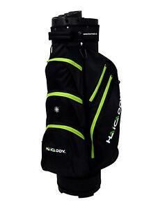 Tour-Made-OG14-Organizer-14-Divider-Trolleybag-Golfbag-Golftasche-schwarz-gruen