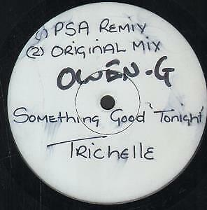 TRICHELLE-Something-Good-Tonight-Remix-12-INCH-VINYL-UK-Heart-and-Soul-1995