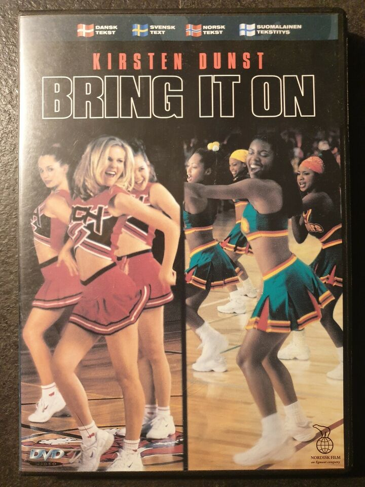 Bring It On, instruktør Peyton Reed, DVD