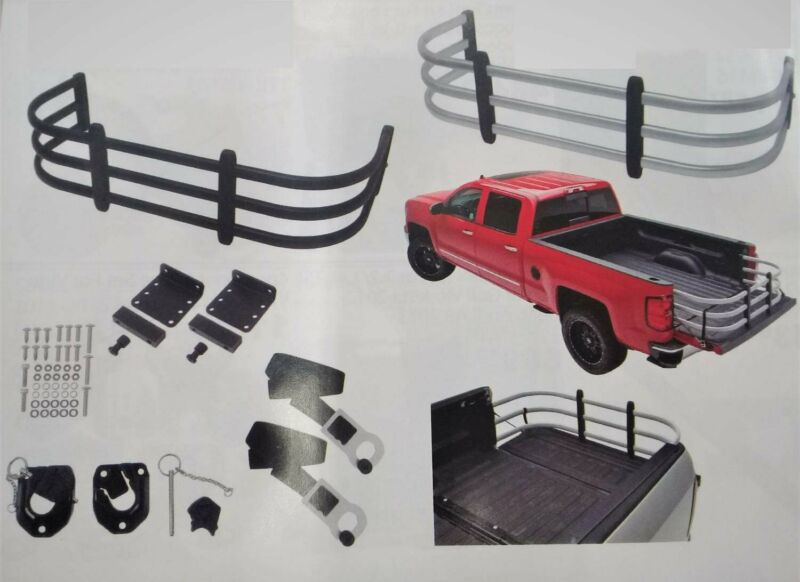 UNIVERSAL BAKKIE EXPANDER BLACK AND  SILVER