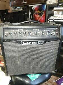 LINE-6-SPIDER-IV-15-Modeling-amp-used-clean-Free-freight-Fortmadisonguitars