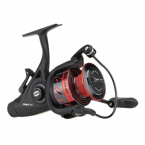 nuovo 2019 Penn FIERCE III 8000 LIVE LINER FRCIII8000LL Spin Spinning pesca Reel
