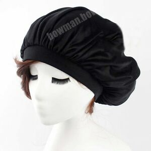 Women-Sleep-Cap-Soft-Night-Cap-Sleeping-Hat-Bonnet-Turban-Long-Hair-Care-Chemo
