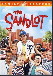 THE SANDLOT New Sealed DVD James Earl Jones 24543029250 | eBay