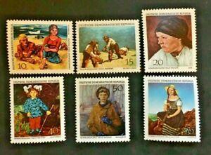 Stamp-Germany-Rda-Yvert-and-Tellier-N-1089-IN-1094-N-MNH-Cyn36-Stamp