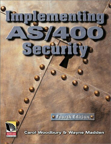 Implementing AS/400 Security, 4th Edition