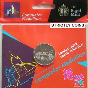 Bright Royal Mint £2 Coin Album First Edition Common Wealth Games Completer Medallion Sports Memorabilia Olympic Memorabilia