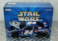 24 Jeff Gordon 1/24 Action Nascar Diecast Car Bank Bw_pepsi Star Wars Episode 1