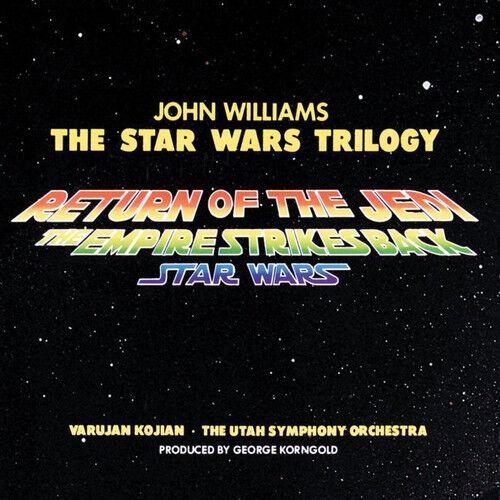 John Williams - Star Wars Trilogy (Utah Symphony Orchestra) (Original Soundtrack