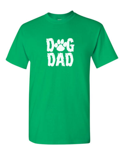Dog Dad Shirt Funny Father/'s Day Gift Fathers T-Shirt Puppy Tee Animal Lover