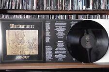 """WARHAMMER """"DEATHCHRIST"""" very rare LP"""