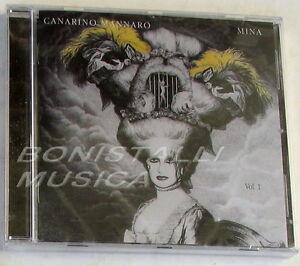 MINA - CANARINO MANNARO VOL1 - CD Sigillato NO EDICOLA - Italia - MINA - CANARINO MANNARO VOL1 - CD Sigillato NO EDICOLA - Italia