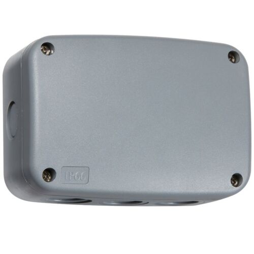 Weatherproof boîte de jonction outdoor IP66 small medium large extra large gris