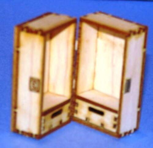 New 1:12 Scale Dragonfly International Miniature Medium Doll Trunk Kit