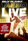 Billy Blanks TAE Bo Live Cardio ABS Taebo Kickboxing Region 4 DVD