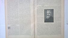1921 65 Fritz Klingholz nachruf Architekt Berlin