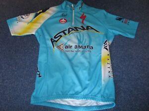 Image is loading Astana-Pro-Team-Specialized-Moa-Italian-cycling-jersey- e378bea0a